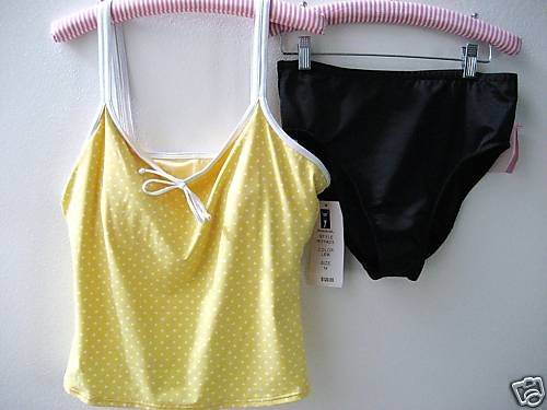 NWT  MIRACLESUIT SLIMMING CONTROL TANKINI SWIMSUIT 14