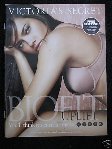 VICTORIA SECRET SEXY PICTURES BRA LINGERIE CATALOG 2008