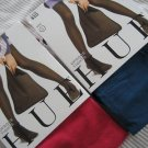 NWT NEW HUE OPAQUE TIGHTS SEXY BRIGHT colors 1 2 3