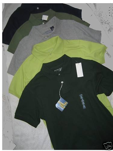 NWT  OLD NAVY STAIN RESISTANT POLO SHIRT BOYS GREEN M