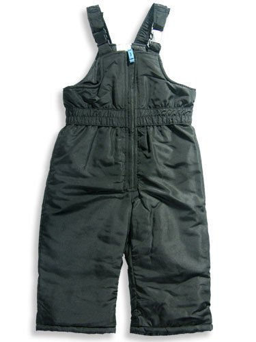 NWT GIRL boy TODDLER WINTER SNOW PANTS BIB SNOWPANT 3T