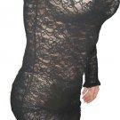 NEW VICTORIA SECRET STRETCH LACE CHEMISE DRESS SeXy!
