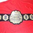 IWGP  BELT IN ,High quality GOLD PLATED RELIEF PLATES, BEST QUALITY