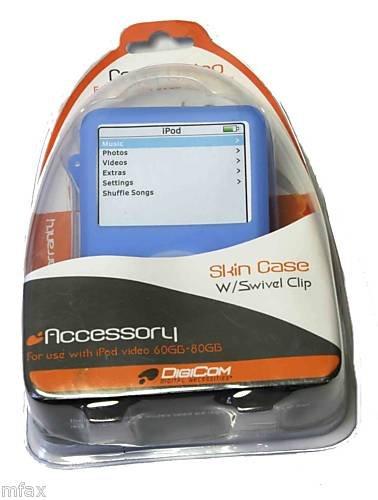 DigiCom iPod Skin Case Cover For iPod Video 60GB-80GB