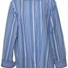 Men's Thomas Pink Dress Shirt USHER Monogram Size 16.5 X 36.5