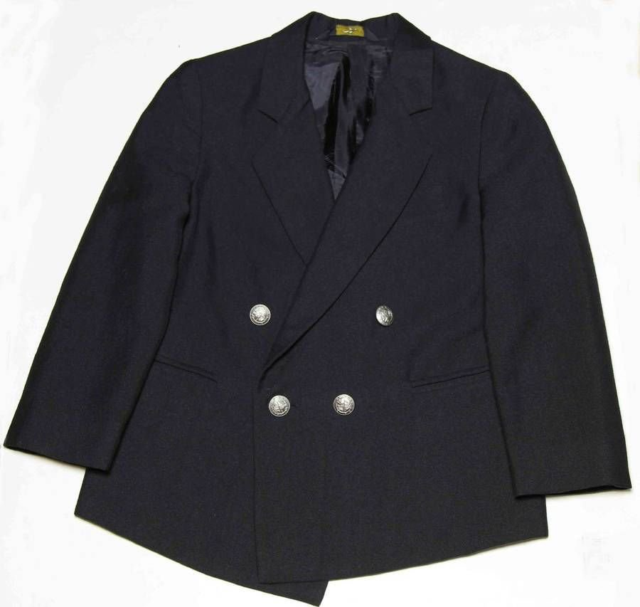 Child's Boy's Dillard's Class Club Blazer Black Size 6R