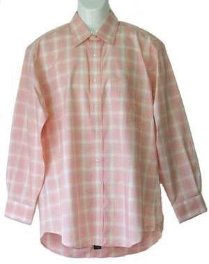 Tommy Hilfiger Dress Shirt Non-Iron Men's Size 15.5 X 32/33
