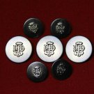 Men's Kingsley Blazer Buttons Set Metal Shank
