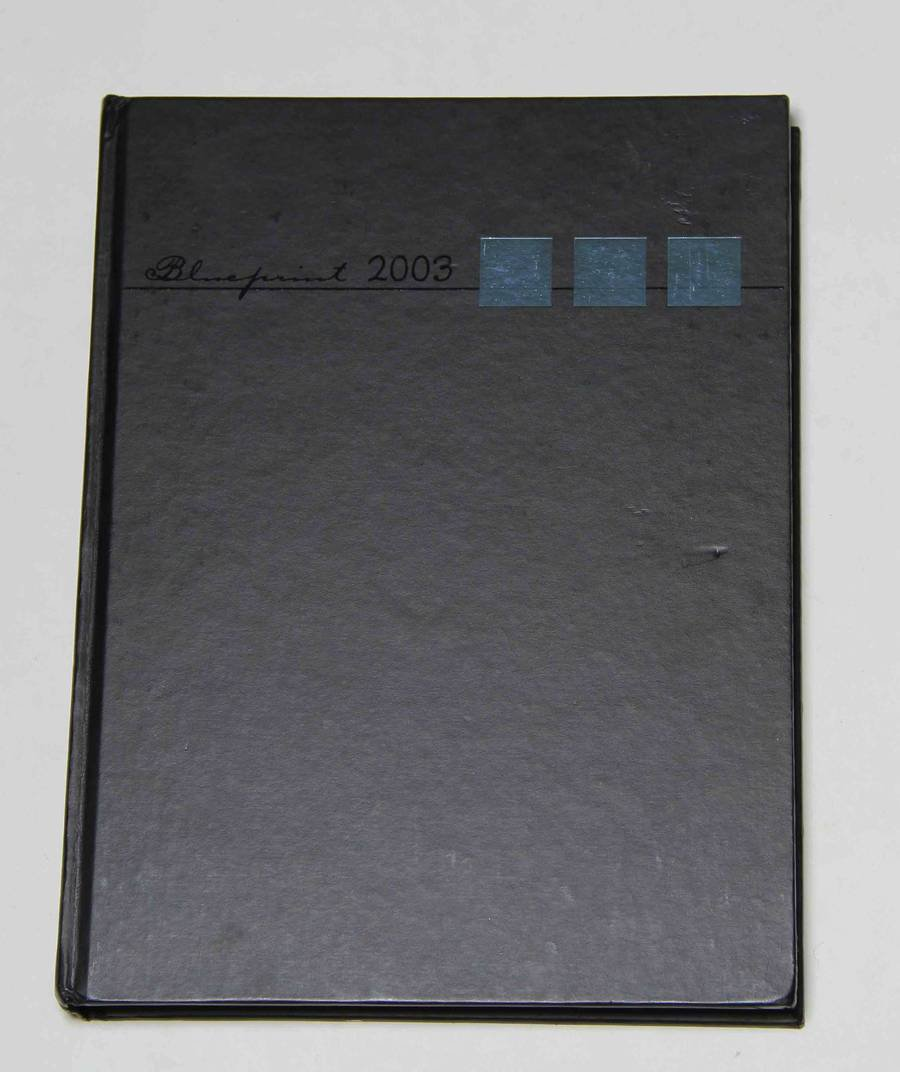 2003 Georgia Tech Yearbook Volume 96 Blueprint Annual