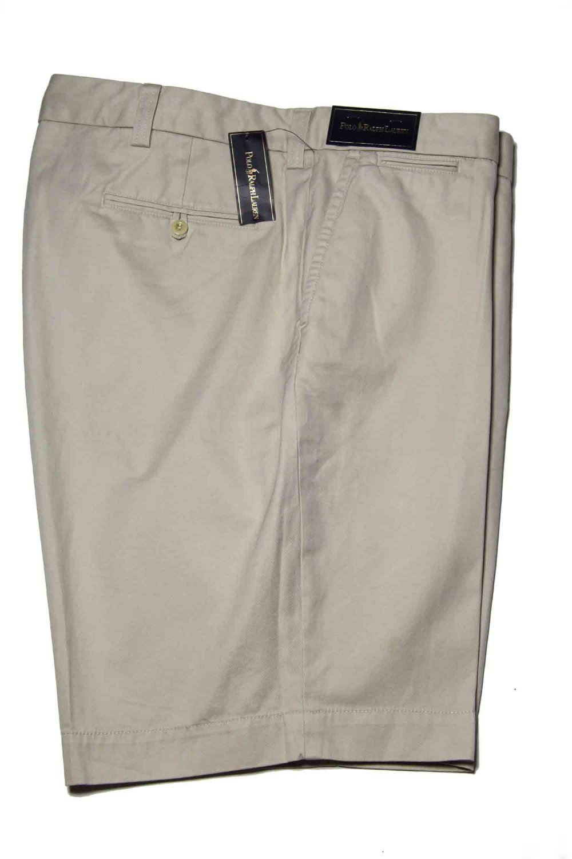 Men's Ralph Lauren Polo Shorts Khaki Size Size 42