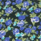Men's Cedar Wood State Floral Cotton Tie Slim