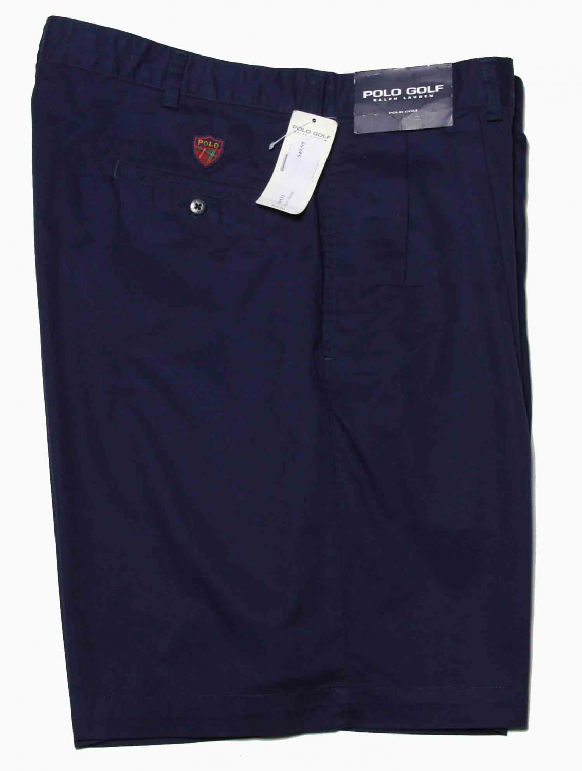 Men's Ralph Lauren Polo Golf Shorts Navy Blue Size 35