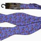 Countess Mara Multi Sport Silk Bow Tie One Size Men's