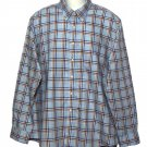 Mens Rarely Used Brooks Brothers Non-Iron Cotton Shirt Size Slim Fit XL