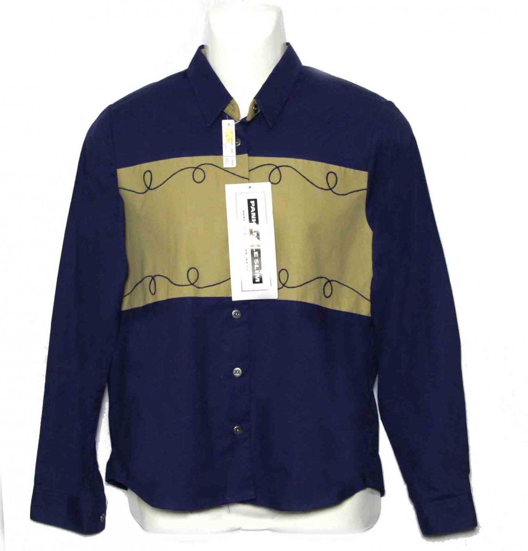 Women's Panhandle Slim Western Shirt Size Small