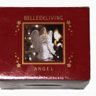 Belleek Christmas Nativity Angel Gabriel Irish Pottery