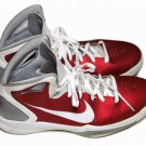 Nike Hyperdunk Basketball Shoes 407627 Red 2010 Men's Size 17