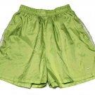 Nike Athletic Shorts Green Women's Size Medium