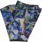 Whittal and Shon World Cup Soccer Theme Pants Womens Size 30 X 30