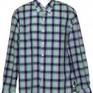 Men's Brooks Brothers Plaid Shirt Size Slim Large