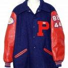 HOWE Vintage Varsity Letterman Jacket 1982 North Georgia Men's Size 46