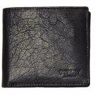 Osprey London Leather Billfold Wallet Black Men's