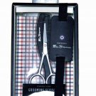 Mens Ben Sherman Stainless Steel Grooming Scissors Comb Beard Mustache Brows