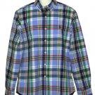 Men's Ralph Lauren Custom Fit Plaid Shirt Size M