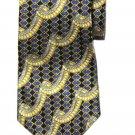 Vintage 1980s Oscar de la Renta Tie Silk Long Men's