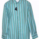 Gap Dress Shirt Striped Men's Size 17-17.5 X 37