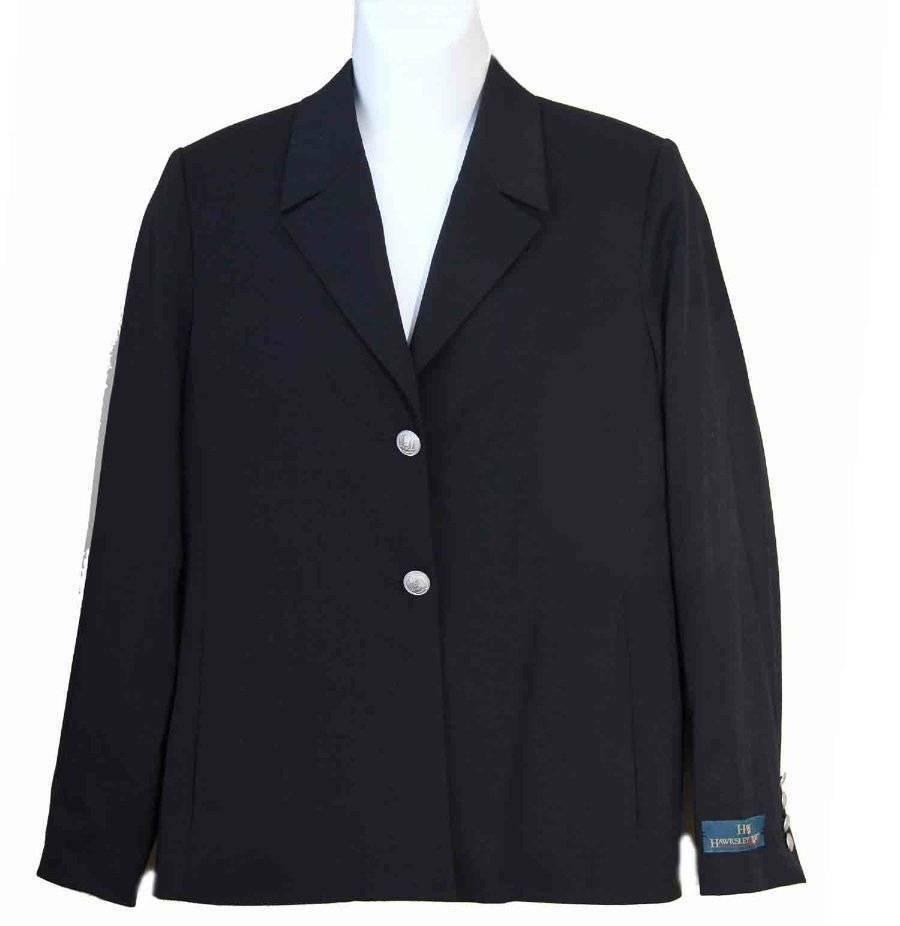 Hawksley & Wight Blazer Black Women's Size 10