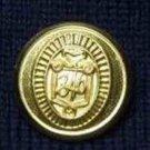 One Men's Waterbury Brooks Brothers 346 Blazer Button Gold Brass