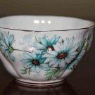 Royal Albert Bone China Fruit Dessert Cup Bowl White Floral 6 oz