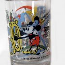 Mcdonalds Walt Disney World Parks 100 Years of Magic Drinking Glass Mickey Mouse One Pint
