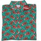 North Pole Trading Christmas Ginger Bread Man Shirt Men's Size Medium