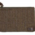 "Polo Ralph Lauren Wool Tweed Media Pouch Case 9.5"" X 6.5"""