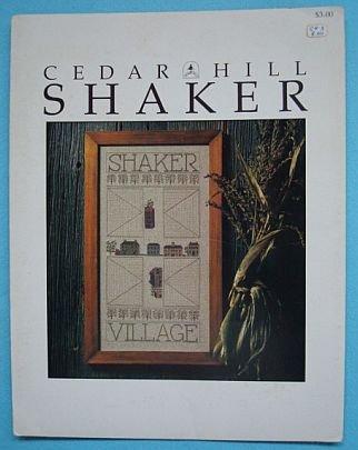 Cedar Hill Shaker Cross Stitch Pattern