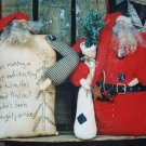 Primitive Santa's Pattern by You Are Special