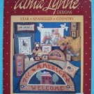 Star Spangled Country Counted Cross Stitch Pattern Booklet Alma Lynne