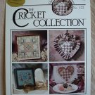The Cricket Collection #122 Hearts & Flowers Cross Stitch Pattern Booklet