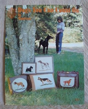 Dogs You Can Count On Cross Stitch Patterns Booklet