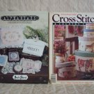 Alphabeads & Cross Stitch Country Crafts Patterns Magazine