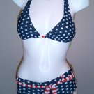 Stars and Stripes Bikini Shorts