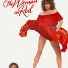 The Woman In Red {1984} DVD - Gene Wilder - Kelly LeBrock - Classic Film