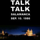 Talk Talk - Live In Salamanca DVD (1986) Mark Hollis / Full Show / 85 Minutes