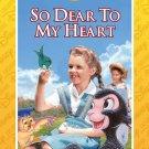 So Dear To My Heart Film On DVD (1949) Classic Disney - Bobby Driscoll - Burl Ives