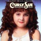 Curly Sue DVD {1991} James Belushi - Alisan Porter - Classic Comedy Film