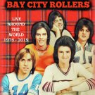 Bay City Rollers DVD - Live Around The World  1976 - 2019 - Les McKeown