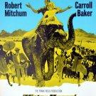Classic Film - Mister Moses DVD {1965} Robert Mitchum - Carroll Baker - Mr Moses