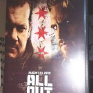 All Out - All Elite Wrestling DVD - AEW -  Adam Page - Chris Jericho - Cody - Shawn Spears